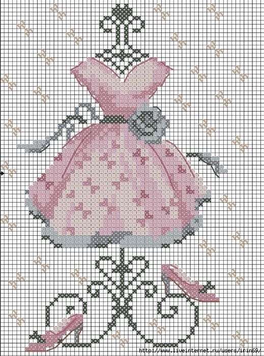 cross stitch - couture