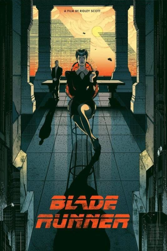 29 Best Blade Runner Images On Pinterest Movie Posters