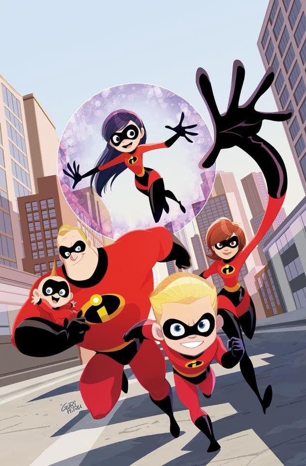 Come Faster Second Movie Los Increibles Personajes Increibles Pixar Violeta Los Increibles