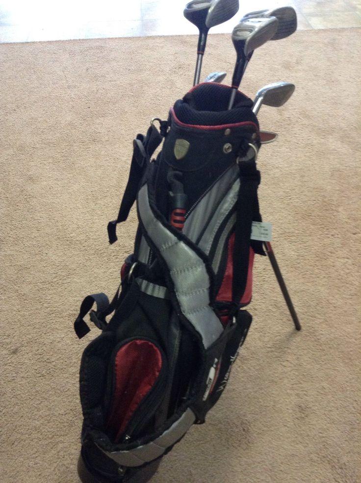 Walter Hagen Kids Golf Set with Bag