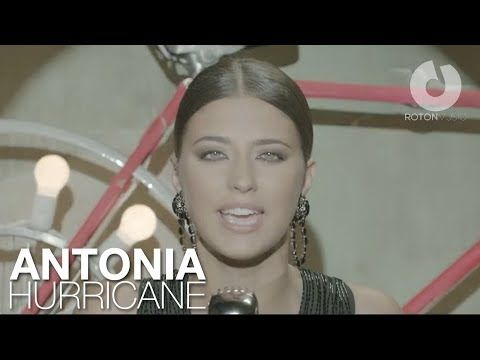 ANTONIA - Hurricane (English version) | Official Video