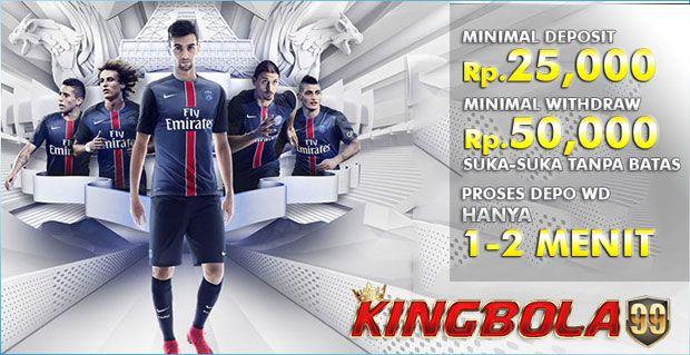 Website Bursa Taruhan Bola - Kingbola99 Agen Website Busa Taruhan Bola Terlengkap dan Terbesar yang menyediakan Pasaran Judi bola Sbobet dan Judi Maxbet Online