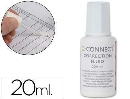 Corrector líquido económico secado rápido - OfiEspaña papelería
