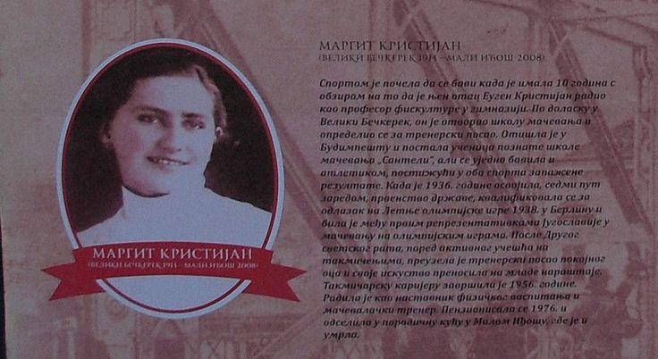 #MargitKristijan (1913 - 2008) /Izvor: Izložba na trgu/ #Zrenjanin #nagybecskerek https://flii.by/file/nvx7xbp39qf/