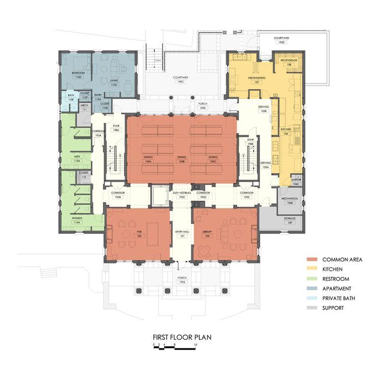 23 best Plans de maisons-houses plans images on Pinterest   Floor ...