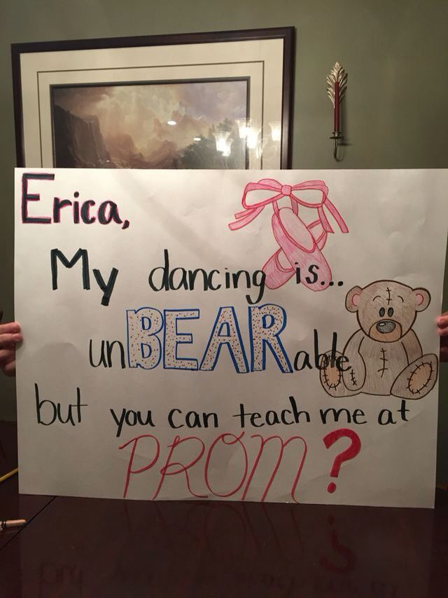 80 Best Diy Prom Proposal Images On Pinterest Prom Posals