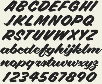 Letterhead Fonts / LHF Aloha Script / Script Fonts