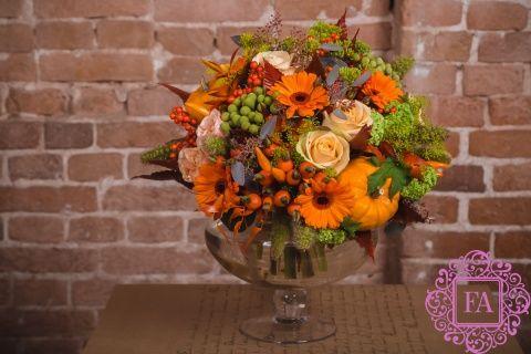 Букет из живых цветов Марабель купить с доставкой в Москве