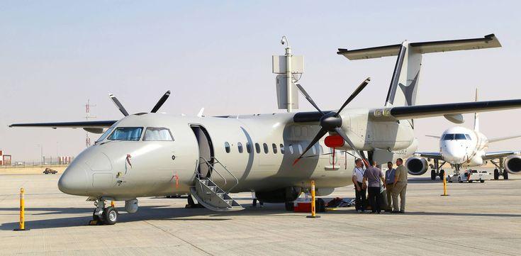 PAL航空宇宙の力逓倍機偵察プラットフォームは、Bombardier Dash 8 Q300ツインターボプロンプトに基づいています。