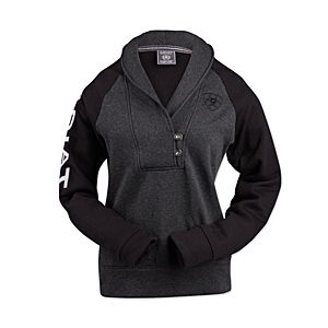 Ariat Olivia Pullover - equestrian chic for winter-have it and love it!