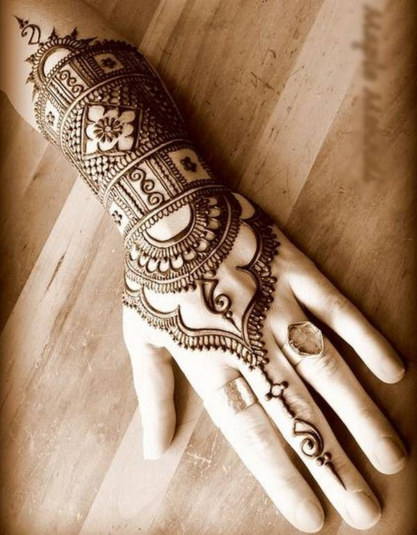 Arabic Mehndi Designs 2014-2015-01