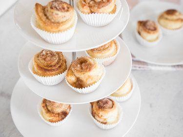Cruffins mit Zimt und Zucker: Guten-Morgen-Muffins - springlane.de