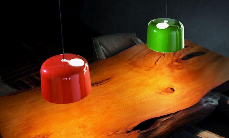 Design hanglamp door thomas feichtner.