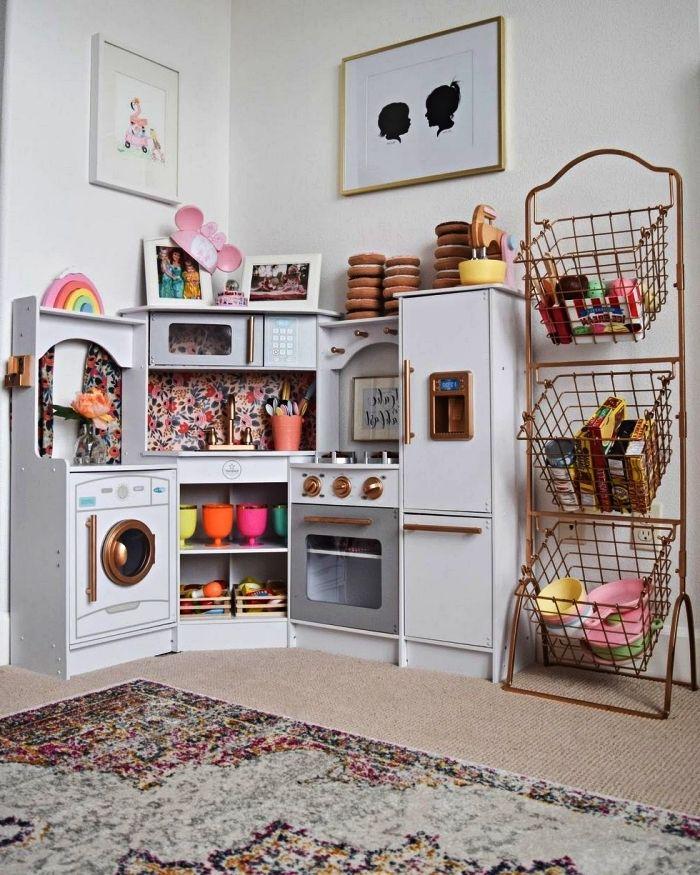 1001 idées pour réaliser un meuble rangement pour jouets