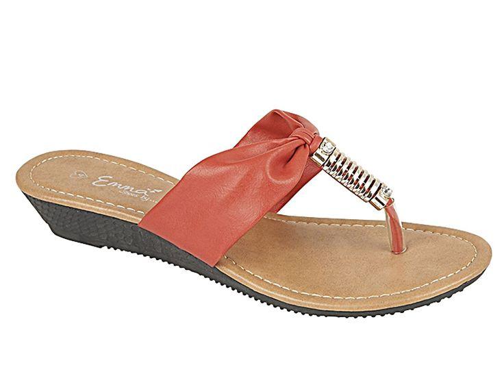 Ladies Girls Flip Flop Casual Toe Post Jewelled Slip Beach Holiday Sandal Shoes Girls Flip