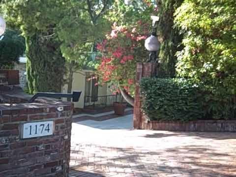 Elvis Presley & Priscilla Presley's 1174 Hillcrest Rd. Beverly Hills Home