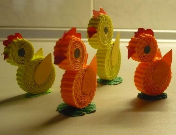 velikonoční kuřátka 002