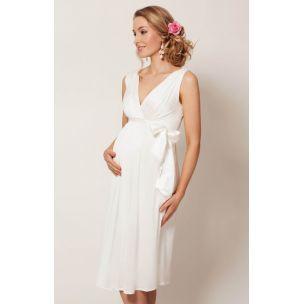 Babybelly.cz - Svatební šaty pro těhotné - Anastasia šaty pro těhotné nevěsty v řeckém stylu