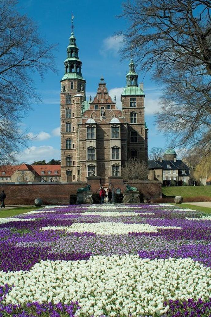Rosenborg Slot og Kongenshave