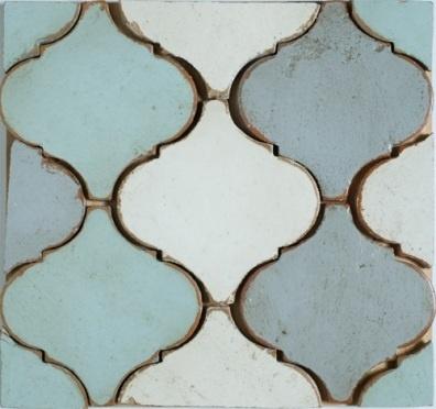 for kitchen backsplash, I just love it! I am loving this shape the best!