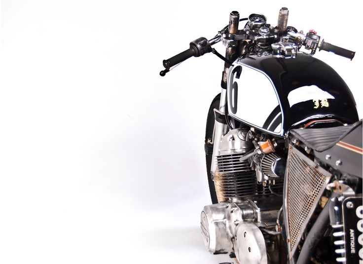 Honda CB750 Bike Honda CB750 by motoHangar