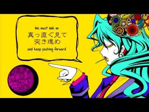 【Kagamine Len】Sacred Spear Explosion Boy [ENG sub][1080p ... Scared Spear Explosion Boy