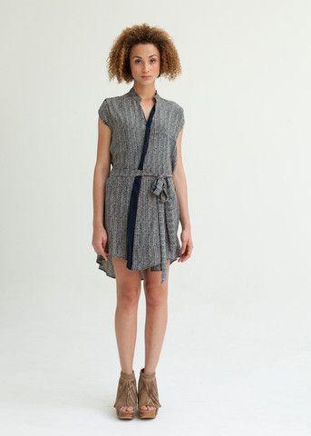 Desert Apero Silk Dress - WE'AR