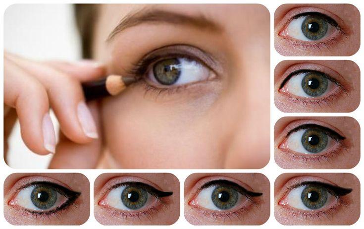 Líčenie - Pippa Middleton - Čo dokážu očné linky - Supervizáž