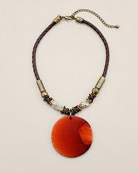 Anika Pendant Necklace