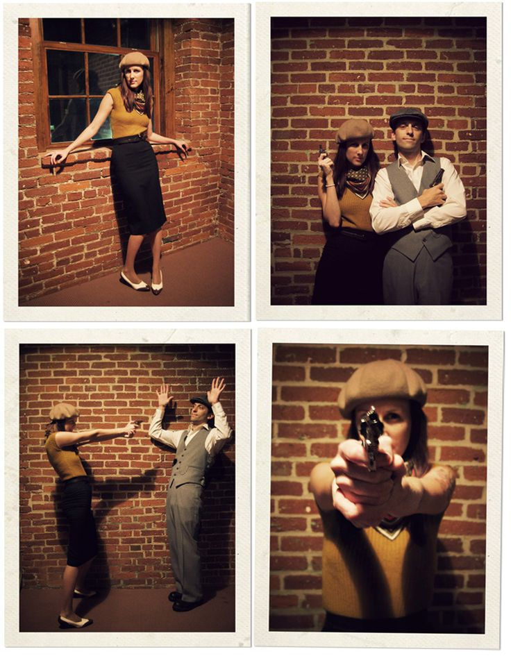 bonnie and clyde halloween costumes | Sally Jane Vintage: The Ballad of Bonnie  Clyde
