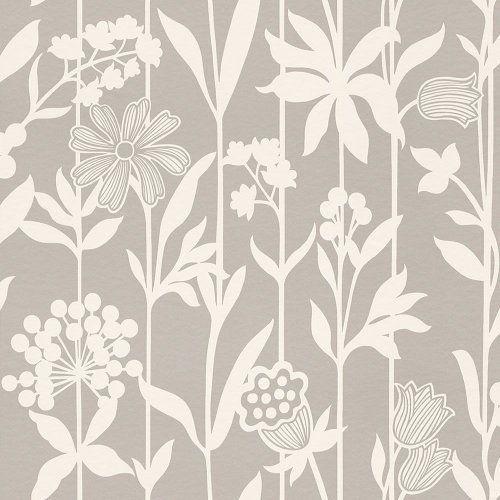 Metallic Beige / Cream - 292817 - Finsbury - Floral / Stem - Rasch Wallpaper by Rasch, http://www.amazon.co.uk/dp/B00GHT7XEO/ref=cm_sw_r_pi_dp_0spatb1WB9RYY