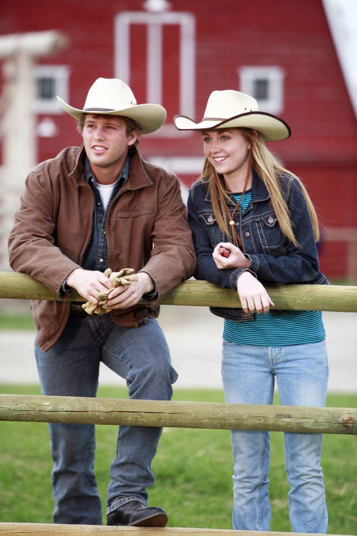 Heartland photos | saison 2 2008 rescued horse season two inc amber marshall