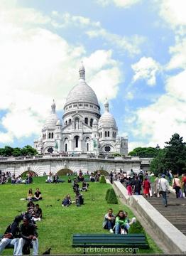 París Francia, un viaje sin beso francés  http://aristofennes.com/