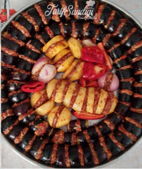 Patlıcan Kebabı (Kilis) Tarifi