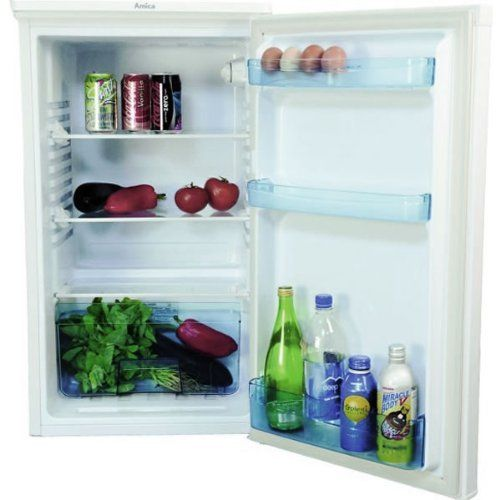 #8: Amica Undercounter Larder Fridge 48 cm White Amica Undercounter Larder Fridge White has high ratings and popularity and is a great buy in the top selling products online in Appliances  category in UK. Click below to see its Availability and Price in YOUR country.