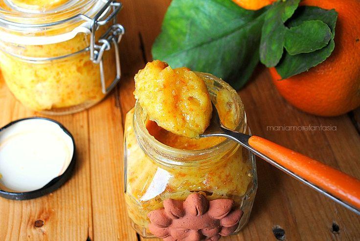 Aroma all'arancia, quasi una crema spalmabile! Ricetta con bucce d'arancia