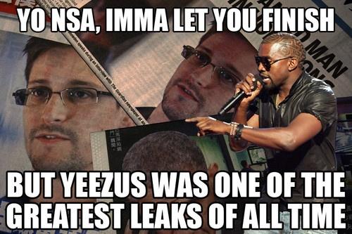 """17 Parodies Of Kanye's """"Yeezus"""" Cover"""