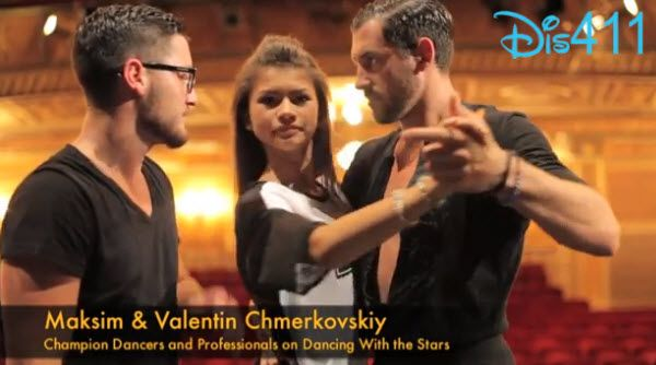 valentin chmerkovskiy and maksim