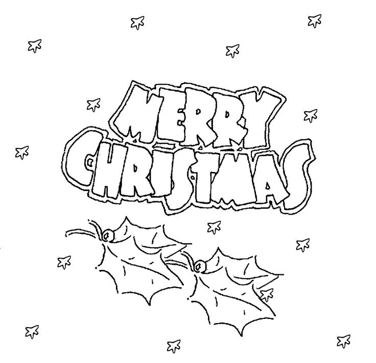 The 25 best Merry christmas coloring pages ideas on Pinterest