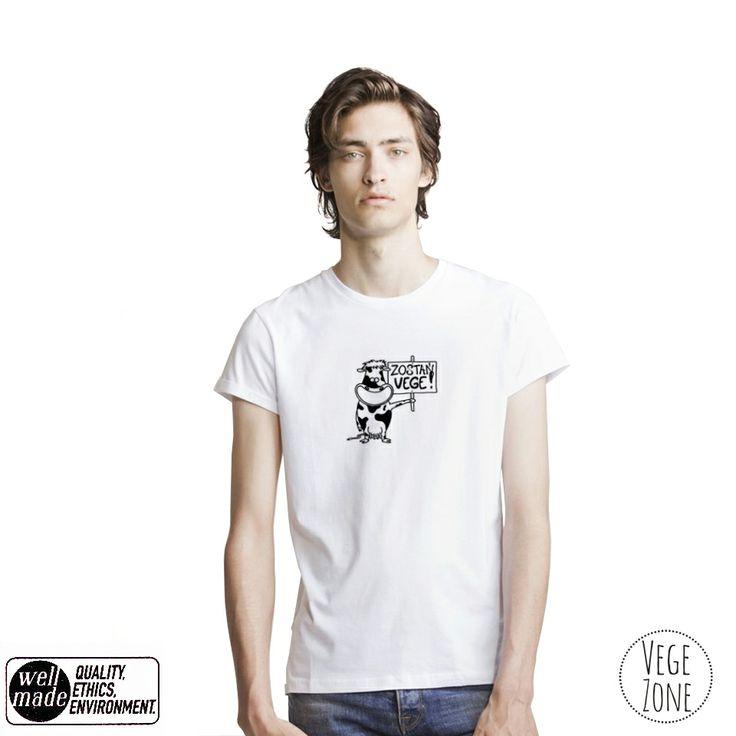 Go VEGE! http://vegezone.pl/21-koszulki