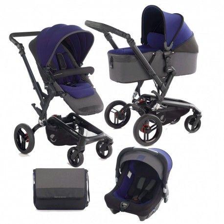 CARRO DE BEBÉ JANÉ RIDER MICRO: de los más pequeños de su categoría, ligero y equilibrado, ágil, cómodo y fácil de conducir.
