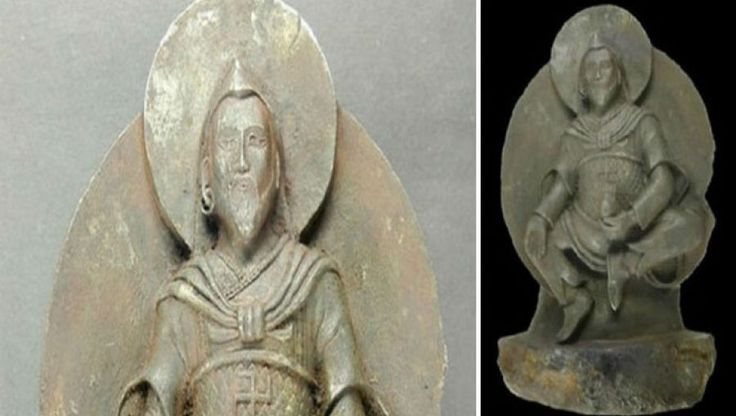 Ο «Σιδερένιος Βούδας» του Θιβέτ: Το πρώτο διαστημικό άγαλμα κατασκευασμένο εξ ολοκλήρου από μετεωρίτη