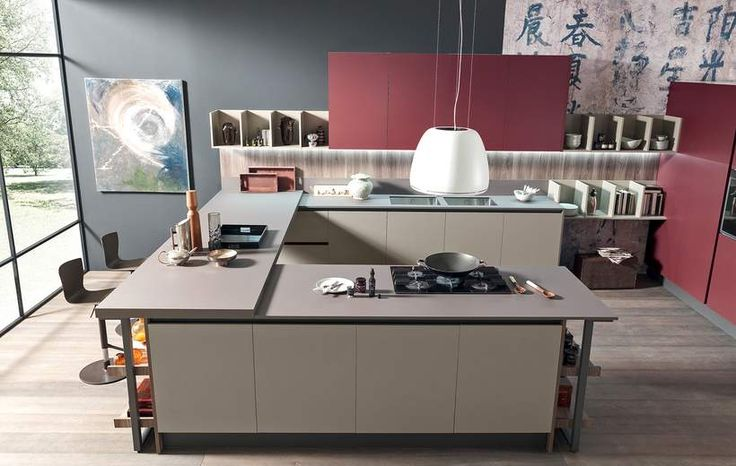 Febal kitchen: a great color combination