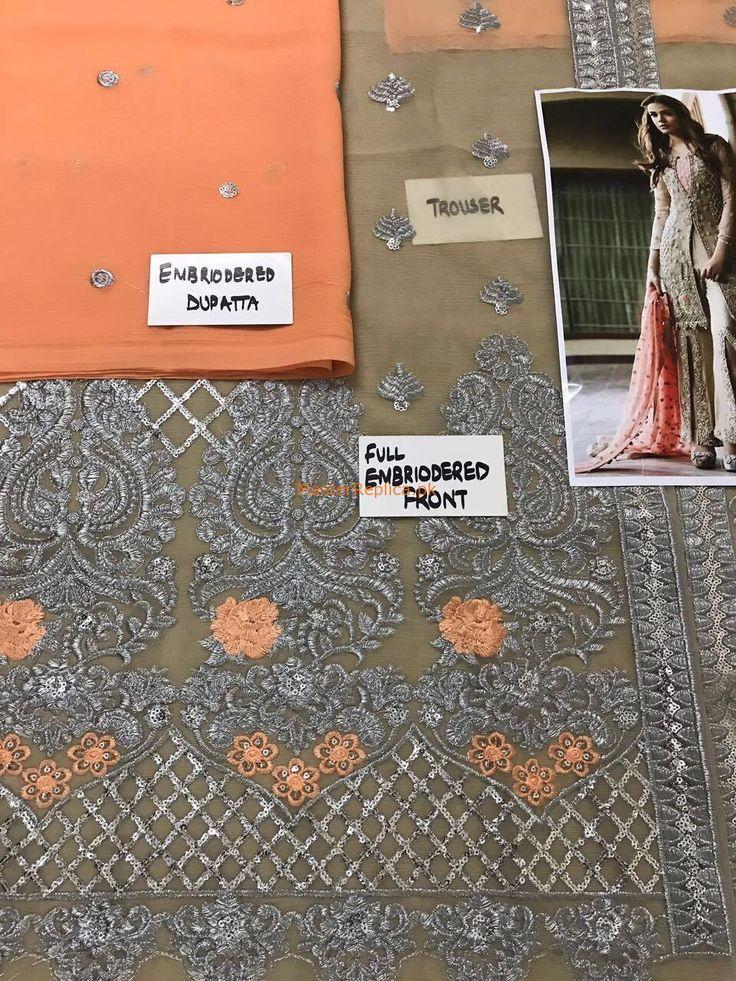 Anar kali Dress, BEIGE FULL SLEEVED KHAADI NET JACKET, BEIGE FULL SLEEVED KHAADI NET JACKET Replica, Bridal Dresses, Buy zainab Chottani lawn Online, Buy Zainab Chottani replica, Designer Eid Collection, Eid Collection 2017, Maria B. Eid Collection, Online Replica Store, Pakistani Dresses Online, Party Wear Dresses, Purple And Mint Collection 2017 Replica, Zainab Chottani, Zainab Chottani Anarkali Style Shalwar Kameez Replica, Zainab Chottani BEIGE FULL SLEEVED KHAADI NET JACKET, Zainab…