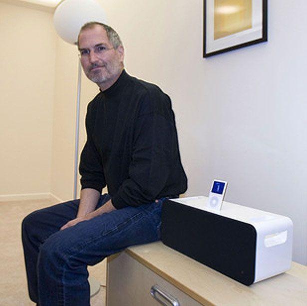Steve Jobs A Designer At Heart