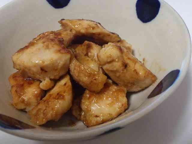 冷凍OK♪鶏ムネ肉の味噌漬け焼きの画像