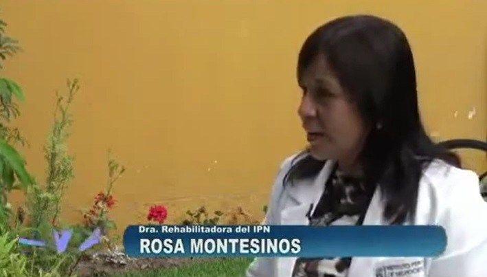 Entrevista a la Dra. Rosa Montesinos Zevallos sobre la Demencia Vascular