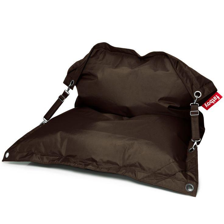 Fatboy - Buggle-up Outdoor-Sitzsack, braun Jetzt bestellen unter: https://moebel.ladendirekt.de/garten/gartenmoebel/outdoor-sitzsaecke/?uid=5d8d506f-57e7-5068-b8d0-2fe63c3e5620&utm_source=pinterest&utm_medium=pin&utm_campaign=boards #outdoor #shop #sitzsack #fatboy #buggleup! #garten #gartenmoebel #outdoorsitzsaecke