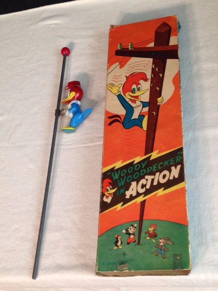 1950 woody woodpecker toy 3