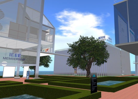 IEEE Wants Virtual Worlds to Be Taken Seriously - IEEE - The Institute